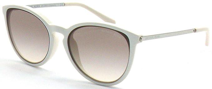 Michael Kors 0MK2080U Gafas de sol, Bone Solid, 56 para ...