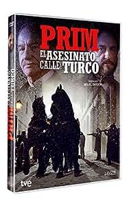 Prim, el asesinato de la calle del Turco [DVD]: Amazon.es