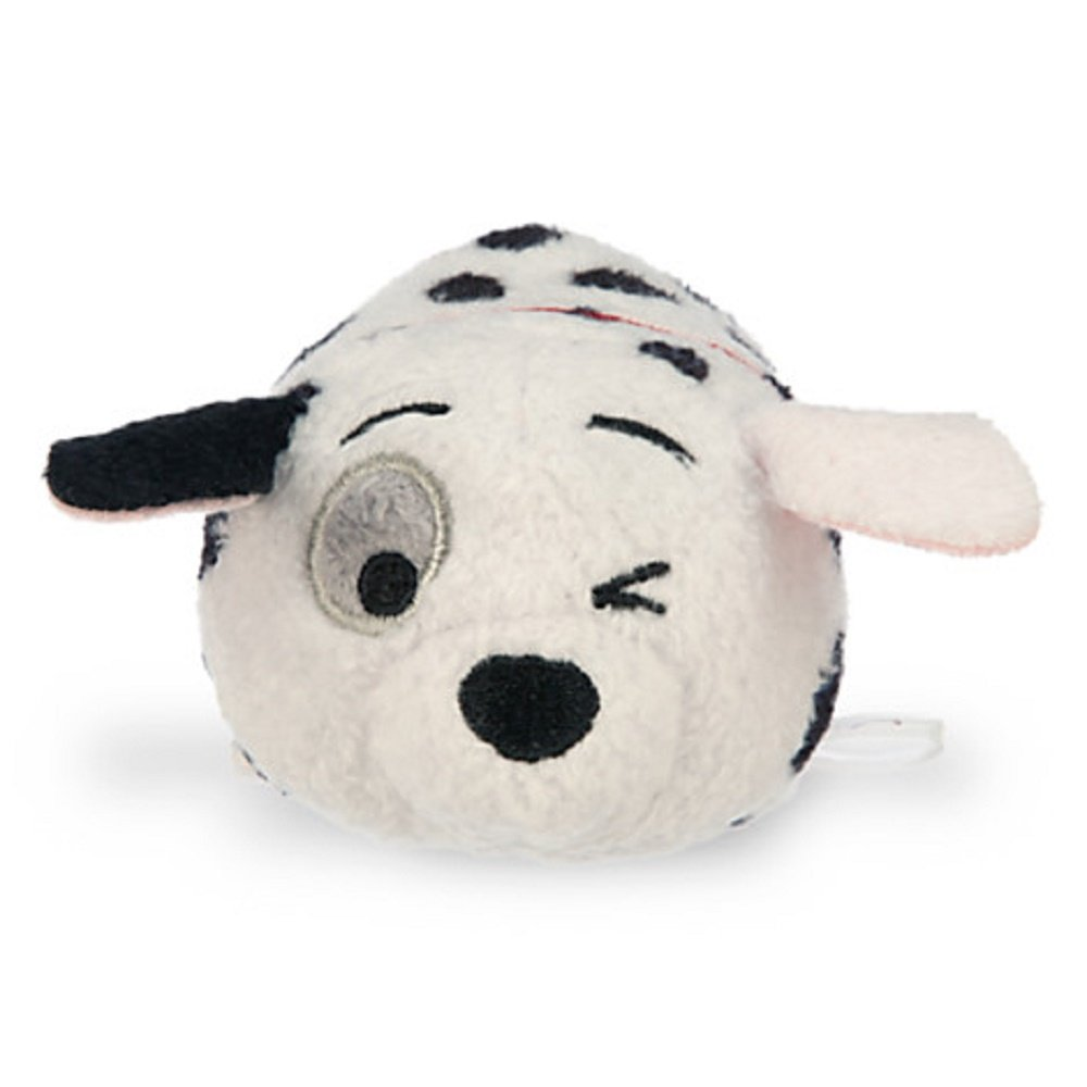 Amazon.com: Disney Patch Tsum Tsum Plush - 101 Dalmatians - Mini - 3 1/2: Toys & Games