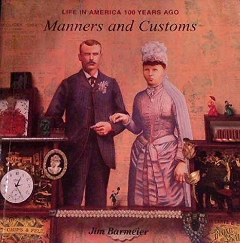 american manners and customs pdf