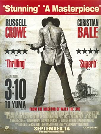 Image result for 3:10 to yuma poster amazon