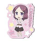 TV anime NEW GAME! Magnet sheet Design 03 Toyama Rin