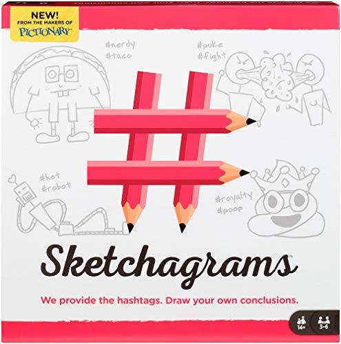 Sketchagrams Game