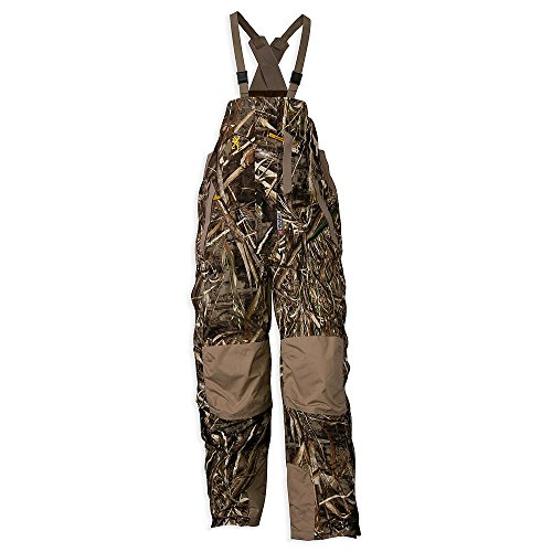 Browning Wicked Wing Insulate Bib,Realtree Max5,3XL 3063127606 ()