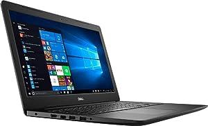 """2020 Newest Dell Inspiron 14 3000 14"""" HD Intel Pentium Gold 5405U 8GB DDR4 RAM 128GB SSD PCle Intel UHD Graphics 610, 2 x USB 3.1 Black Windows 10 Pro 32GB Tela USB Card"""