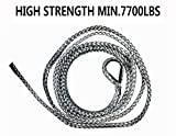 1/4 Synthetic Plow Lift Rope High strength