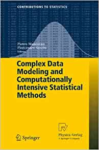 Complex data modeling and computationally intensive statistical methods -