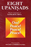 Eight Upanishads, with the Commentary of Sankaracarya, Vol. I: 1
