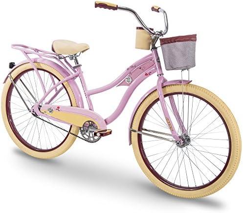 Huffy - Bicicleta de montaña para Mujer (66 cm): Amazon.es: Deportes y aire libre