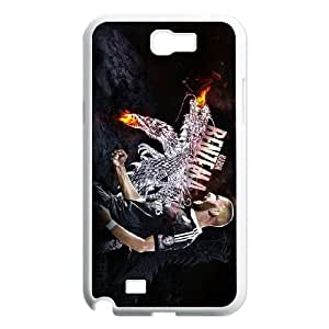 Samsung Galaxy N2 7100 Cell Phone Case White Real-Madrid-Black Cell Phone Cases XPDSUNTR03299