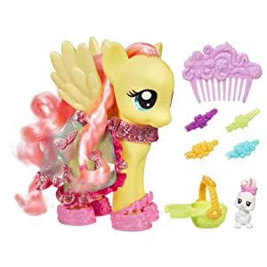 Amazon.com: My Little Pony Fashion Ponies - Fluttershy