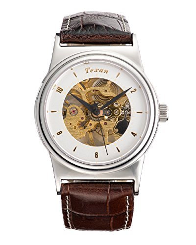 d.freemont Texas Skeleton 17 jewel manual (17 Jewel Manual Wind)