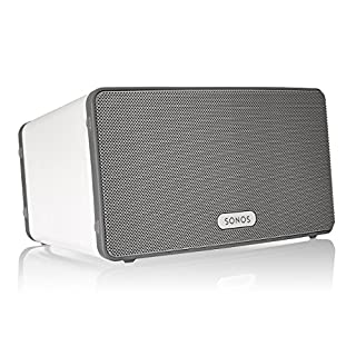 Sonos Play:3 - Mid-Sized Wireless Smart Home Speaker for Streaming Music, Amazon certified and works with Alexa. (White) (B00554S24W) | Amazon price tracker / tracking, Amazon price history charts, Amazon price watches, Amazon price drop alerts