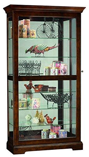 Locking Curio Cabinets - 2