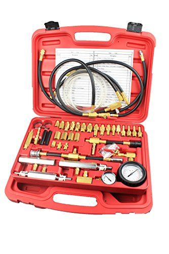 Fuel K-jetronic Injection (TS0010 UNIVERSAL FUEL INJECTION PRESSURE TESTER WITH FULL SET OF ADAPTERS)
