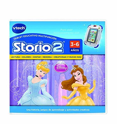 Vtech Storio 2 Princess - Juego en (Storio 2)