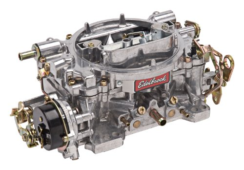 Edelbrock 9963 Reconditioned Performer Series Carb; 800cfm; Sq Flange; Elec. Choke; w/o ()