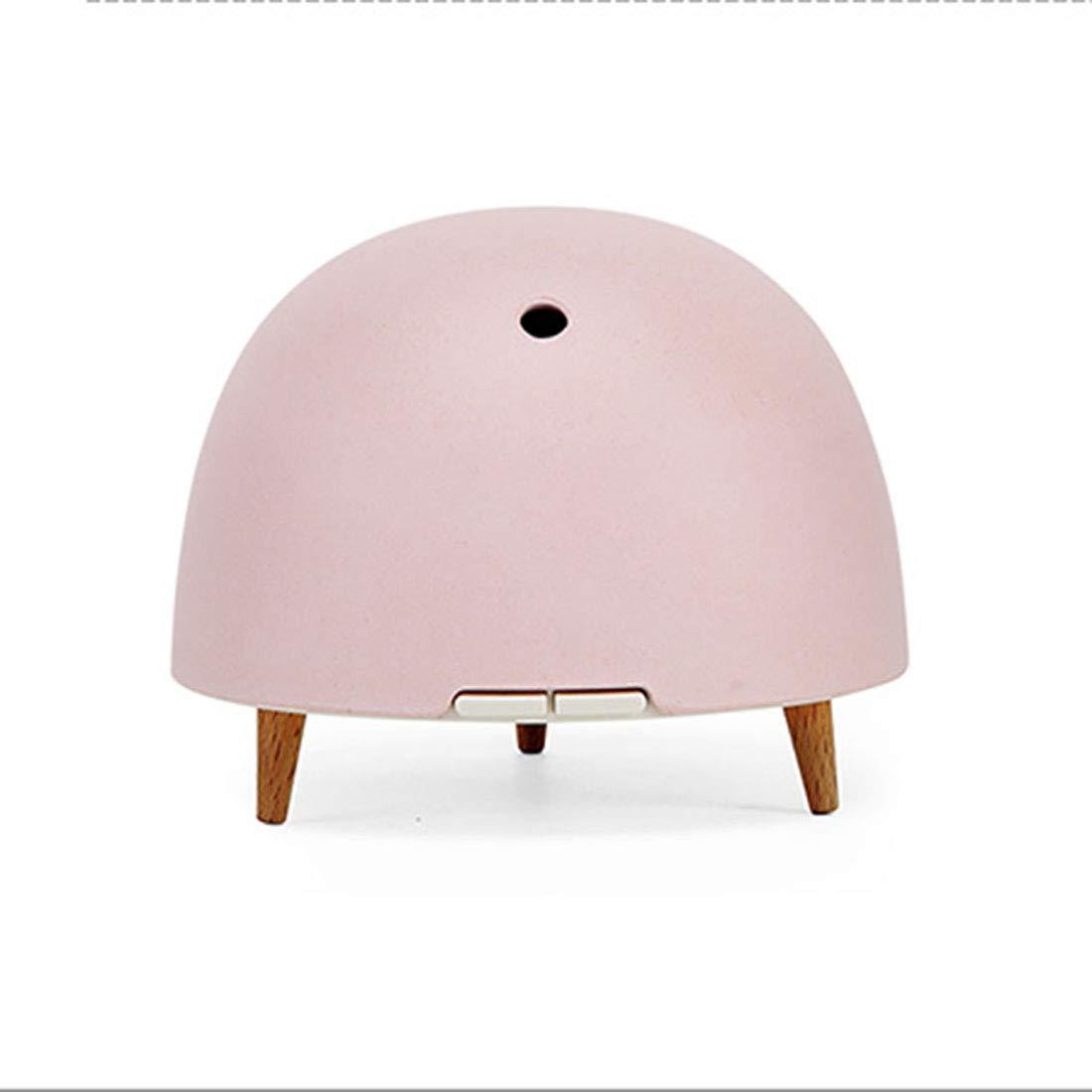 セール特価 加湿器かわいい創造的な家の香りランプベッドルームリビングルームのオフィス超音波ミュート空気加湿器噴霧器マルチカラー A++ (色 : (色 Pink) : B07KBD4B8L Pink B07KBD4B8L, DreamGolf:fd69bbef --- arianechie.dominiotemporario.com