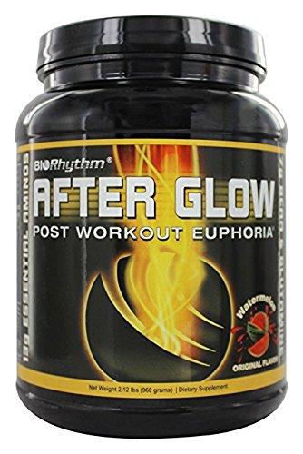 BioRhythm AfterGlow Workout Protein Supplement