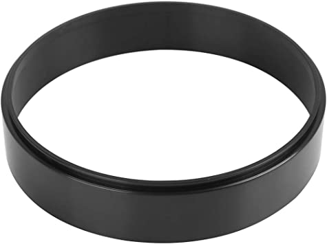 X AUTOHAUX 2 Inch Air Cleaner Spacer Riser Air Filter Spacer for V8 Engine