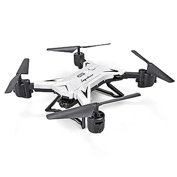 LLQ Cámara / Video Drone 1080P HD, Cuadricóptero de Juguete RC ...