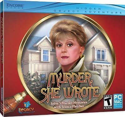 Murder She Wrote Jc