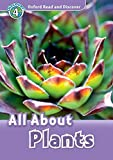 Oxford Read and Discover 4. All About Plants Audio CD Pack