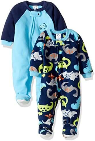 Gerber Baby Boys' 2 Pack Blanket Sleeper