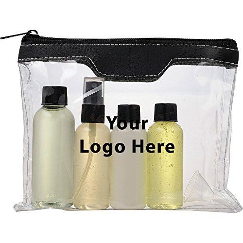 Air Safe Toiletry Kit - 96 Quantity - $5.50 Each - PROMOTIONAL PRODUCT / BULK / BRANDED with YOUR LOGO / CUSTOMIZED by Sunrise Identity
