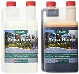 CANNA Aqua Flores A & B, 1 L, Set of 2