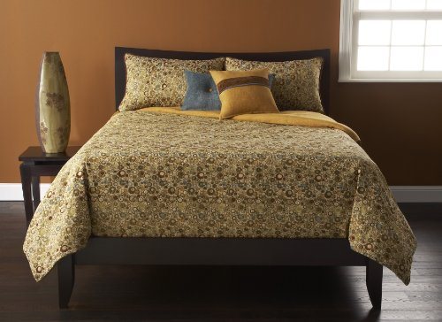 Siscovers Droplet 6-Piece Duvet Set, Queen