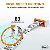 K Comer Shipping Label Printer 150mm/s High-Speed