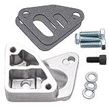 Edelbrock 1476 Aluminum EGR Adapter