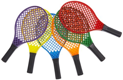 Sportime Utility Racquets Sets of 6 (Six Racquet)