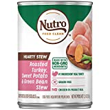 NUTRO HEARTY STEW Adult High Protein Natural Wet D...