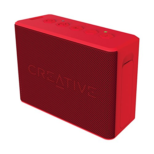 Click to buy Creative Labs MUVO 2c Stereo Rectangle Red - From only $60.74