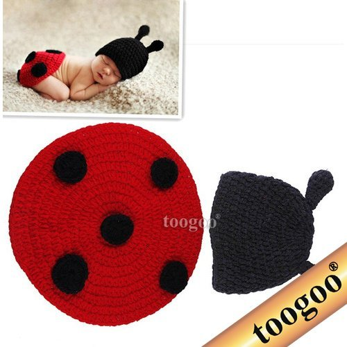 toogoor-ladybug-baby-infant-costume-photo-photography-prop-beanie-animal-hat-cap-0-6-months-newborn