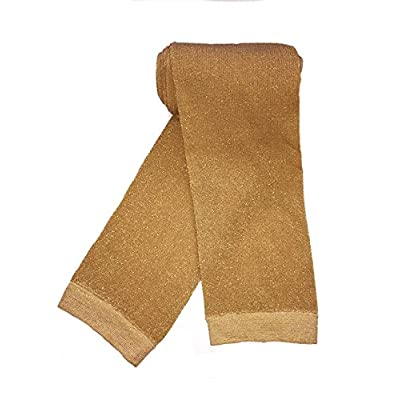 Amscan Footless Tights - Adult, Party Accessory, Gold: Kitchen & Dining