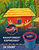 Cheap Timothy's World Coffee Rainforest Espresso K-Cup Coffee