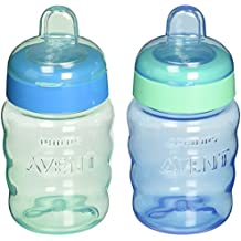 Philips Avent My Easy Sippy Cup, 9 Ounce, Blue/Green...