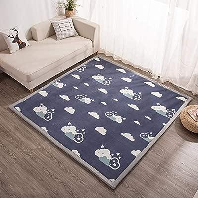 Alfombra de juego para niños, 3 cm de grosor, alfombra de ...