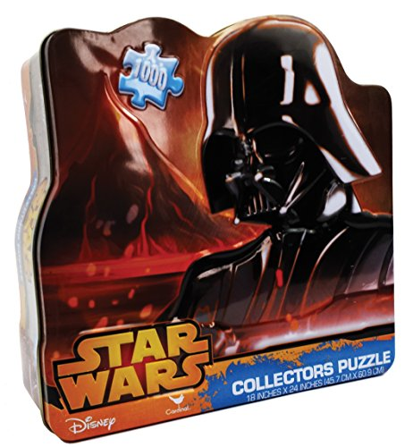 Star Wars Classic-Darth Vader Puzzle (1000 Piece) for sale  Delivered anywhere in USA