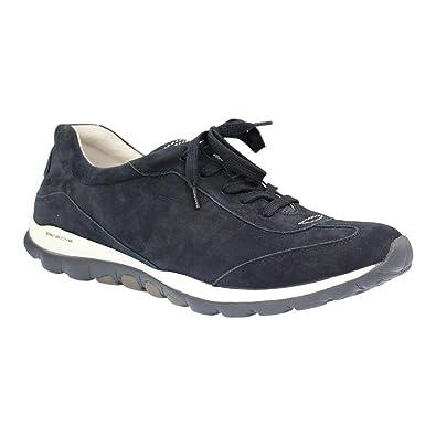 Gabor Rolling Soft Größe 37.5 Blau (blau)  Amazon.de  Schuhe ... 81c1abfc72