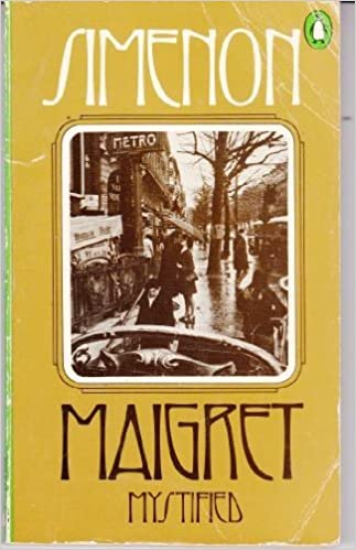 Book Maigret Mystified by Georges Simenon (1964-10-30)