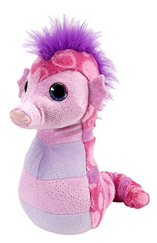 Wild Republic Seahorse Stuffed Animal, Plush Toy, Gifts for Kids, Sweet & Sassy 12