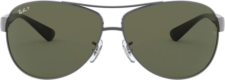 Ray-Ban RB3386 - Gafas de sol de aviador