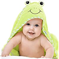 Cute Hooded Towel, Large, Thick, 100% Cotton, Baby Shower Gifts, Grayson and ...