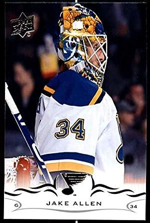 on sale 47e01 6aaa6 Amazon.com: 2018-19 Upper Deck Hockey Series Two #411 Jake ...