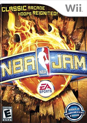NBA Jam - Nintendo Wii (Renewed) (Nba Games For Wii)