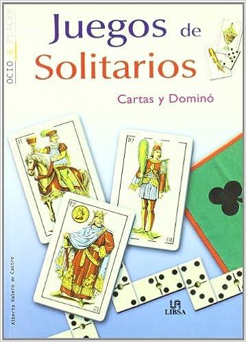 juegos solitarios de cartas